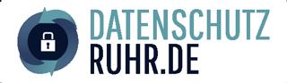 datenschutz-ruhr.de Logo dark 320